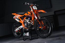 Dekor Factory KTM Ripple Orange Limited Edition