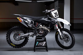 Dekor Factory Husqvarna Freeze White Limited Edition