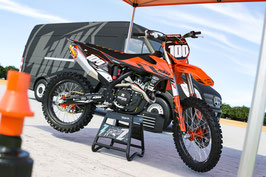 Dekor Factory KTM Canvas Black Limited Edition