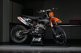 Dekor Factory KTM Carbon Orange Limited Edition