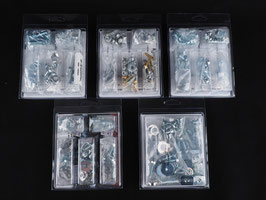 Bolt Schraubenkits für Plastikteile
