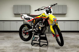 Dekor Factory Suzuki Signature Yellow Limited Edition