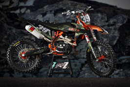 Dekor UNIT Factory KTM Limited Edition