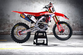 Dekor Factory Honda Leading Red Limited Edition