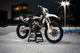 Dekor Factory Husqvarna Base White Edition