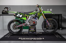 Dekor Kawasaki Monster Energy Pro Circuit