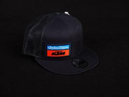 SNAPBACK CAP KTM TROY LEE BLUE - SX CAP