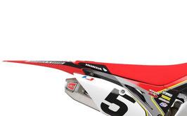 Numberplates AMS OIL Retro Honda mit eurer eigenen Startnummer