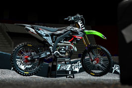 Dekor Factory Kawasaki Rogue Limited Edition