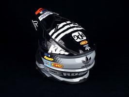 Shoei Motocross-Helm TLD Factory KTM