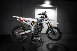 Dekor Factory Suzuki White Limited Edition