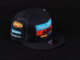 SNAPBACK CAP KTM TROY LEE BLUE