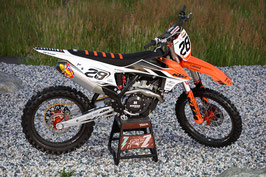 Dekor Factory KTM Canvas White Limited Edition
