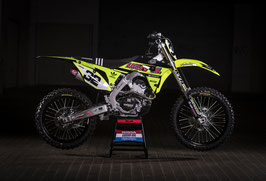 Dekor Honda Troy Lee Neon