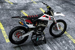 Dekor Factory Husqvarna Ether Red Limited Edition