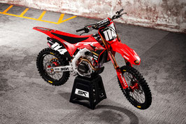 Dekor Stone Factory Honda Red