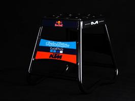 Motorradständer Matrix A2 Aluminium - Troy Lee KTM GoPro