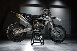 Dekor Factory KTM Alpha Grey Limited Edition