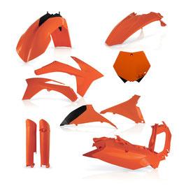 Acerbis Plastik Full Kit KTM SX SXF 11 - 12
