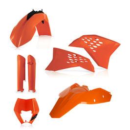 Acerbis Plastik Full Kit KTM EXC EXCF 08 - 11