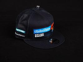 SNAPBACK CAP KTM TROY LEE BLUE - TEAM CAP