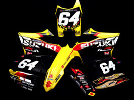 Dekor JGR Suzuki Red Limited Edition