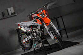 Dekor Factory KTM Ember Grey Limited Edition
