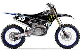 Dekor Star Racing Yamaha 2019 Military Edition
