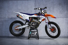 Dekor Factory KTM Signature White Limited Edition