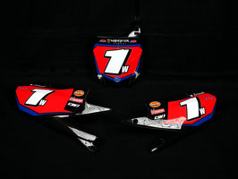 Numberplates Star Racing Yamaha 2020 Limited Edition mit eurer eigenen Startnummer
