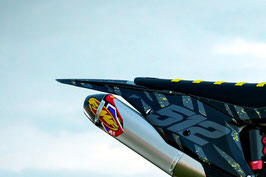 Numberplates Factory KTM Ultimate Yellow Limited Edition mit eurer eigenen Startnummer