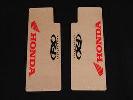 Factory Gabelaufkleber Honda