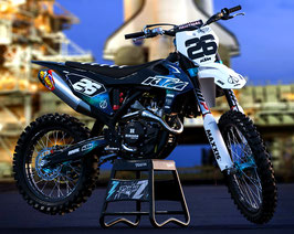 Dekor Factory KTM Nebula Black Limited Edition