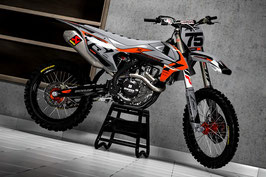 Dekor Factory KTM Shade Orange Limited Edition