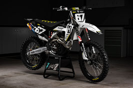 Dekor Factory Husqvarna Speed Limited Edition