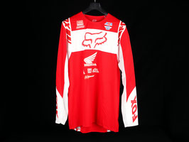 Fox Motocross-Jersey Flexair Red