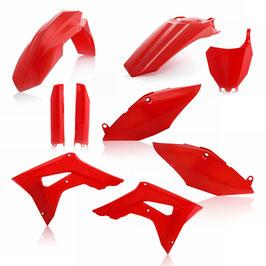 Acerbis Plastik Full Kit Honda CRF450 17 - 18 und CRF250 18