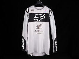 Fox Motocross-Jersey Flexair Grey