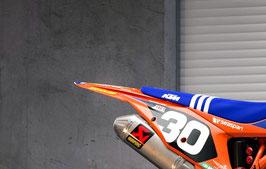 Numberplates TLD Factory KTM Raceteam Edition 2021 mit eurer eigenen Startnummer