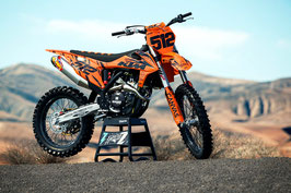 Dekor Factory KTM Instinct Orange Limited Edition