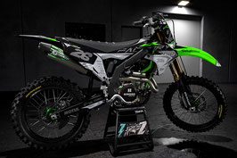 Dekor Factory Kawasaki Thrill Limited Edition