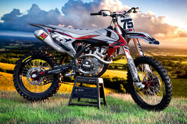 Dekor Factory KTM Shade Red Limited Edition
