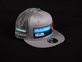 SNAPBACK CAP KTM TROY LEE GREY