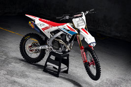 Dekor Factory Honda Endless White Limited Edition