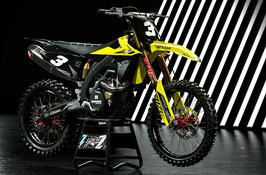 Dekor Factory Suzuki Hazard Yellow Limited Edition