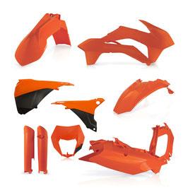 Acerbis Plastik Full Kit KTM EXC EXCF 14 - 15