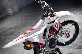 Dekor Factory Honda Leading White Limited Edition