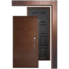 Дверь APECSв М/МДФ Премьер 860 Л/П венге