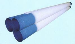 Фильтры с полипропиленовым напылением диаметром 110 мм