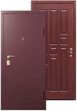 Двери под заказ. Модель ДМ-5 УЛИЦА 1000*2040